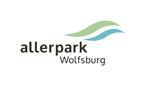 Das Logo des Allerparks Wolfsburgs