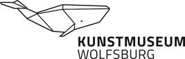Das Logo des Kunstmuseums Wolfsburg