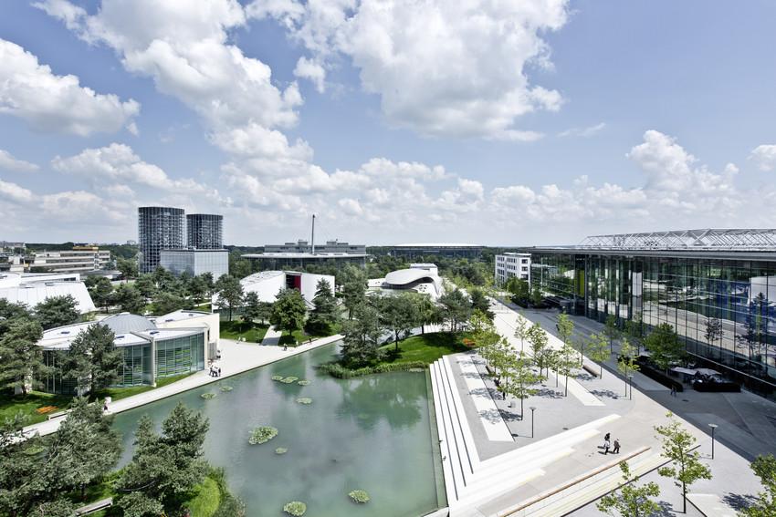 Overview Autostadt Wolfsburg